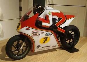 Kamtec M3R 16 Moto 3 1:5 RC Motor Bike body 3 part set Lexan £29.99