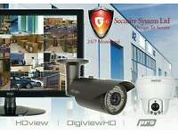 1080p CCTV from only £199 with professional installation. Professional installation.