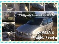 Lovely, flexible 7 seater with LOW MILEAGE