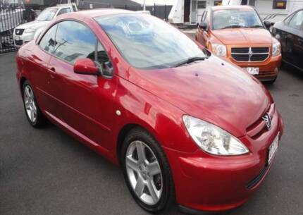 From $28* per week on finance 2004 Peugeot 307 Convertible