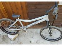 Onza V-Tee Trials bike