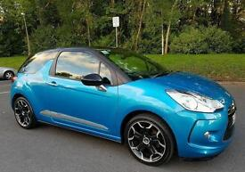 August 2011 Citroen DS3 1.6 HDI E D Style Plus Air Dream, STUNNING CAR! £20 ROAD TAX!