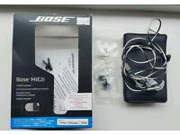 Bose ie2i earphones