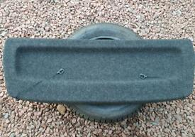 vauxhall corsa d 3door parcel shelf 2006>