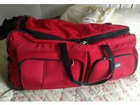 Delsey wheeled holdall