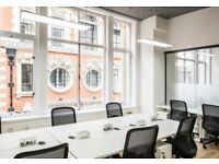Serviced Offices in Soho for 1 to 55 people, Offices from £1,150/month