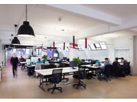WHITECHAPEL Offices (Private/Serviced) 1 to 100 people. From £850/month