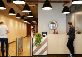 Bishopsgate Private Offices for 1 to 100 people, from £1,400 per month