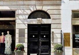 Mayfair Private Offices (Serviced) 1 to 70 people. From £1,460/month