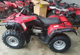 Honda 350 4x4 farm quad mint condition