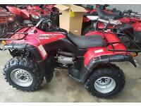 Honda 350 4x4 farm quad mint condition