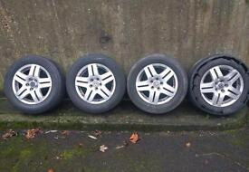 Alloy wheels - VW/BMW/AUDI