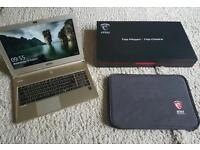 MSI GS60 Ghost Pro 4K Gaming Laptop - One of a Kind 970M GPU