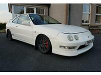 Honda integra dc2 type r (swap,px,civic,accord,crx,s2000,lexus,altezza,skyline,Silvia,bmw),