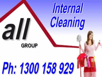 All Internal Cleaning Franchise For Sale