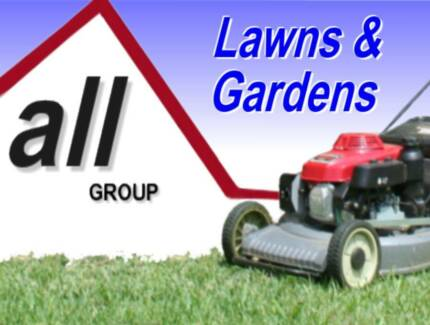Lawn Mowing & Gardening Franchise For Sale Kallangur