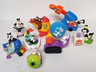 Vintage Animaniacs toy Lot Pinky & The Brain Yakko Wakko Dot Warner Bros 1994