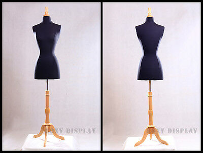 Female Size 2-4 Jersey Cover Body Form Mannequin Dress Form F24bkbs-01nx