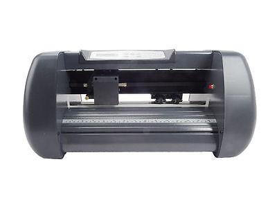 375mm Sign Sticker Vinyl Cutter Sk-375t Cutting Plotter Machine 100-240v