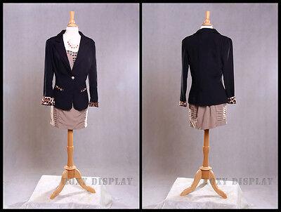 Linen Female Small Size Mannequin Manequin Manikin Dress Form Fbswl-jfbs-01nx