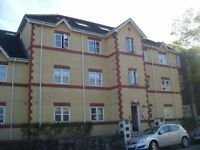 2 Double Bed Part furnished flat (with off road private parking) To Rent -Newport Road/Roath area