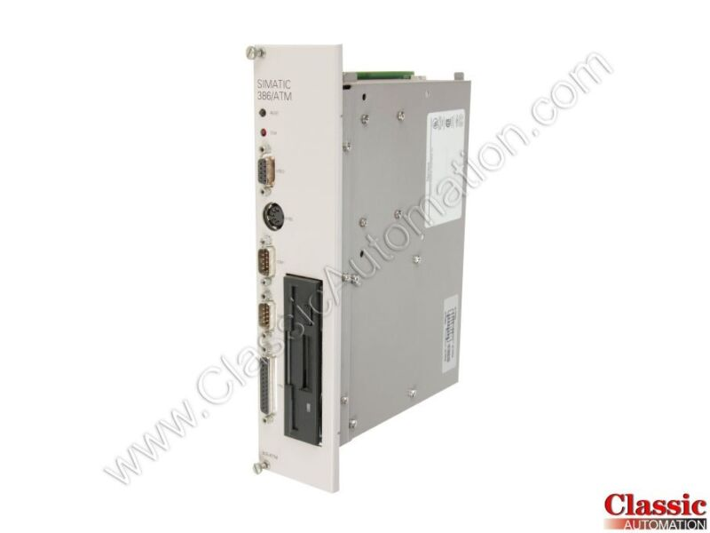 Siemens, Texas Instruments | 505/ATM-0220 | Processor Module (Refurbished)