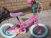 Barbie bike