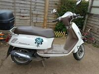 Sym fiddel 2 scooter 125cc