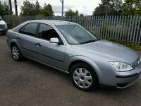 Mondeo for sale 1year MOT