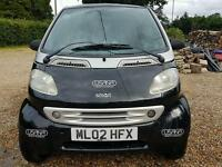 2002 Smart City Coupe Semi Auto (Brand New Engine Fitted)