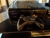 Xbox 360 and control