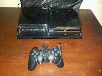 Playstation ps3 60gb ps1 ps2 backwards compatible good condition