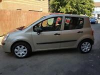 Renault Modus 1.1 petrol, full service history, 1 year mot