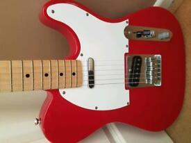 Fender sqire guitar
