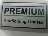 PREMIUM SCAFFOLDING LTD