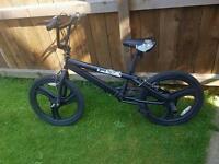 BMX Zinc bike