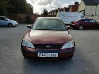Ford Mondeo 2002 1.8