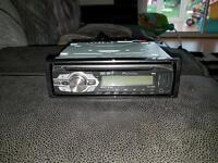 Pioneer car stereo cd headunit