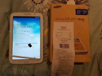 Samsung Galaxy note tab 8.0