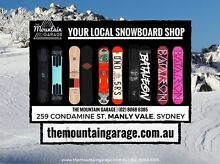 Manly Snowboard Shop - Snowboards, Bindings, Outerwear & More Manly Vale Manly Area Preview