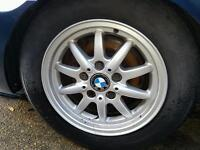 Bmw 15 inch alloy wheels