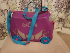 Girls princess trunki