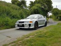 Mitsubishi evo 5 V gsr