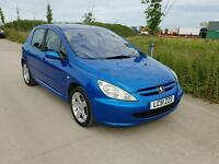 Peugeot 307 xsi long mot very clean in and drives perfect