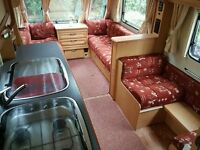 Elddis knights bridge 524E 4 Berth immaculate condition 2005
