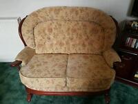 2 x 2 seater plus 1 seater rocking chair