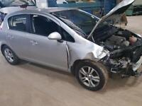 2012 vauxhall corsa d 1.3cdti breaking for spares A13DTC engine code