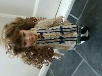 Porcelain dolls Leonardo collection: Beverly