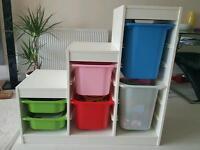 Ikea kids toys storage