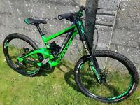 Scott gambler downhill bike
